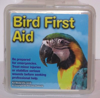 Budgie First Aid Kit