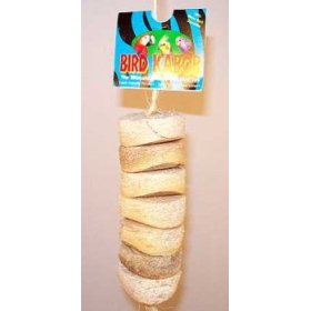 Bird Kabob, Small Chewable Bird Toy for Parrots