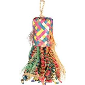 Planet Pleasures Parrot Pinata Bird Toy for budgies