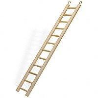 Avian Select 12 Step Wooden Bird Cage Ladder for birds