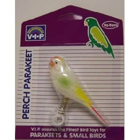 Perch Budgie toy for budgies and small birds